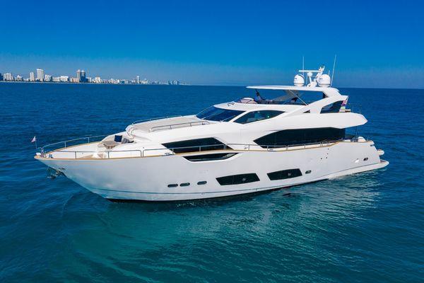 95' Sunseeker 95 Yacht 2018 | Persistence