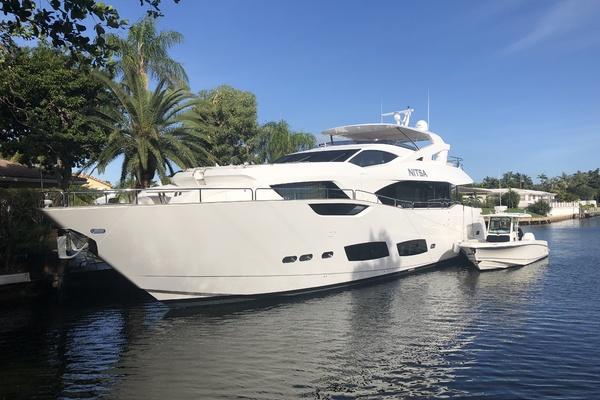 95' Sunseeker 95 Yacht 2017 | NITSA