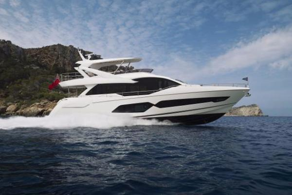 2018Sunseeker 76 ft    76 Yacht