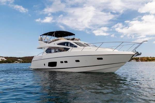 Sunseeker 65' Manhattan 2012