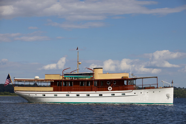 photo of 85' Mathis Trumpy Mathis Motor Yacht 1935