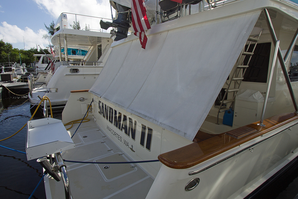 Picture Of: 62' Offshore Yachts Pilothouse 2001 Yacht For Sale | 2 of 25