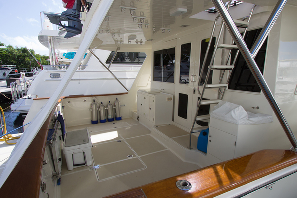 Picture Of: 62' Offshore Yachts Pilothouse 2001 Yacht For Sale | 3 of 25