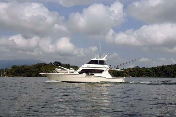 1992 Hatteras 58' Convertible Animo ll | Picture 2 of 32