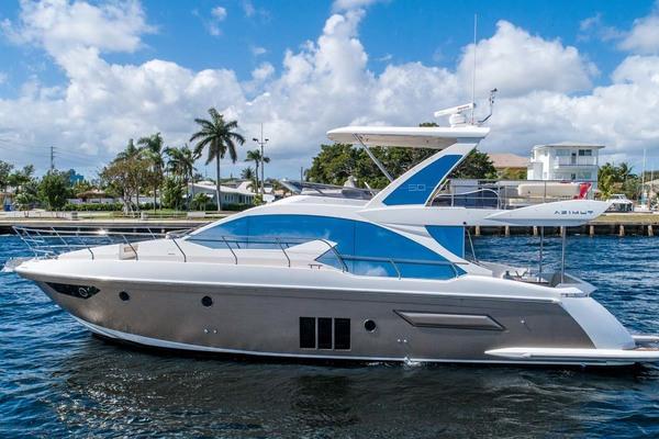 Picture Of: 52' Azimut 50 Flybridge 2016 Yacht For Sale | 1 of 52