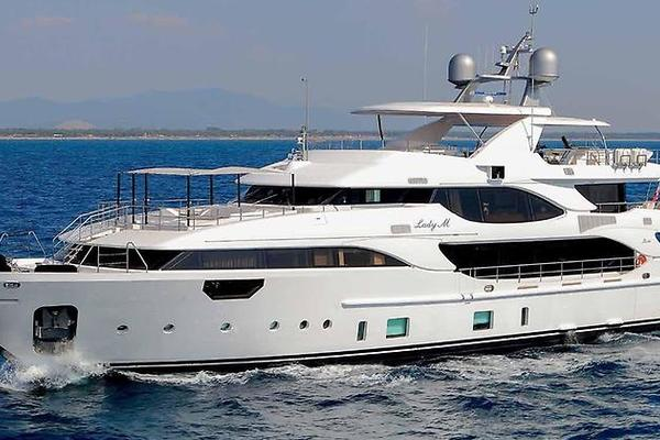 photo of 2015 BENETTI 140 FOR SALE