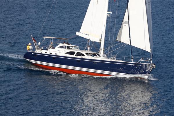 72' X-yachts 2016 2002 | Pulsar Ii