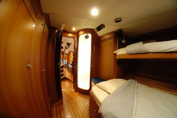 2002X Yachts 73 ft    PULSAR II