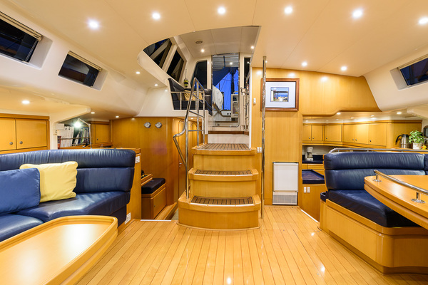 2000Van De Stadt 78 ft Kelly Archer Builder   Double X