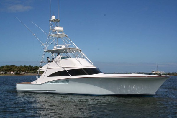 62' Titan 62 Custom Carolina Sportfish 2004 | Trust Me Too