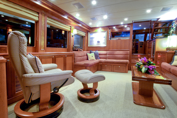 2020 Offshore Yachts 64' 64 Voyager  | Picture 4 of 7