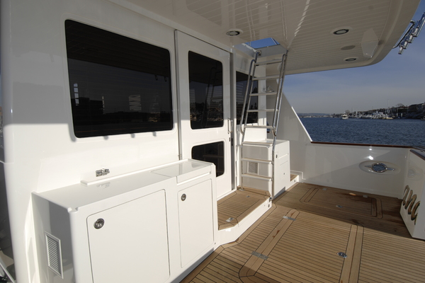 2020 Offshore Yachts 64' 64 Voyager  | Picture 3 of 7