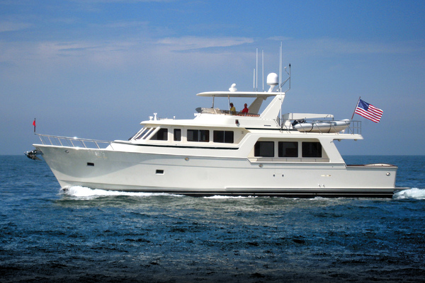 64' Offshore Yachts 64 Voyager 2020 | NEW BUILD 64 VOYAGER