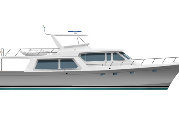 64' Offshore Yachts Pilothouse 2020 | NEW BUILD 64 PILOTHOUSE