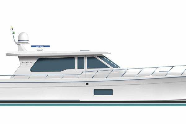 54' Offshore Yachts Sport Sedan 2020 |