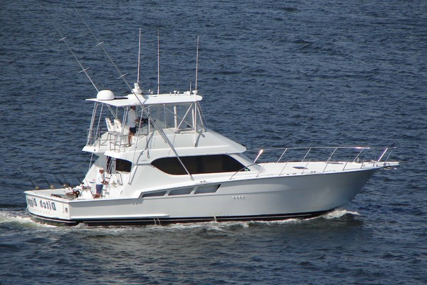 Hatteras 55' Sport Fisherman Convertible 2000