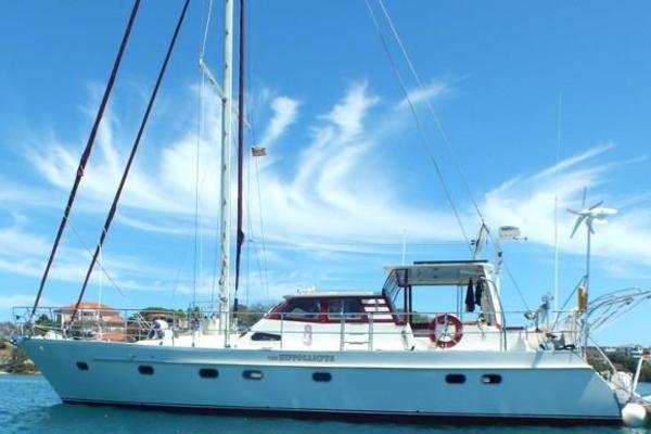 photo of 52' Seahorse Mandarin-52 2009