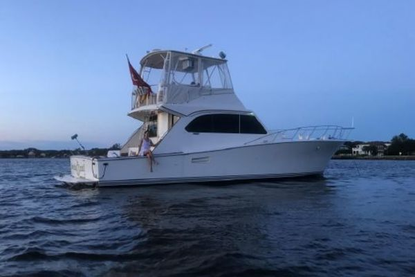 46' Post Convertible 1986 | Seabatical