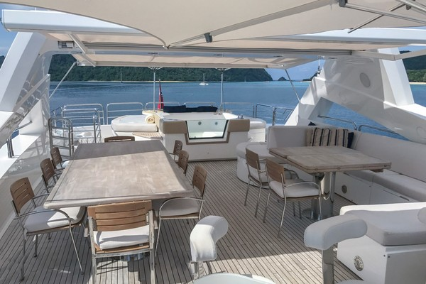 2010 Sunseeker 131' 40 M Yacht  TANVAS | Picture 7 of 56