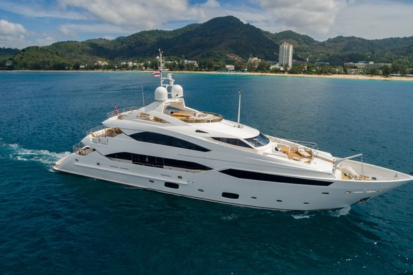131' Sunseeker 40 M 2010 | Tanvas