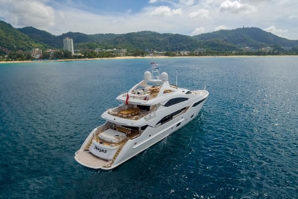 131' Sunseeker 131 Yacht 2010 | Tanvas