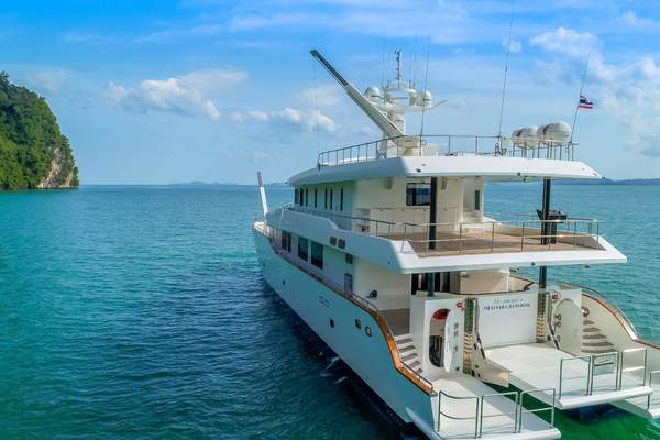 Picture Of: 121' Custom Incat Crowther 37M Power Catamaran 2012 Yacht For Sale | 3 of 36