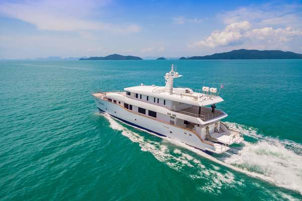 Picture Of: 121' Custom Incat Crowther 37M Power Catamaran 2012 Yacht For Sale | 4 of 36