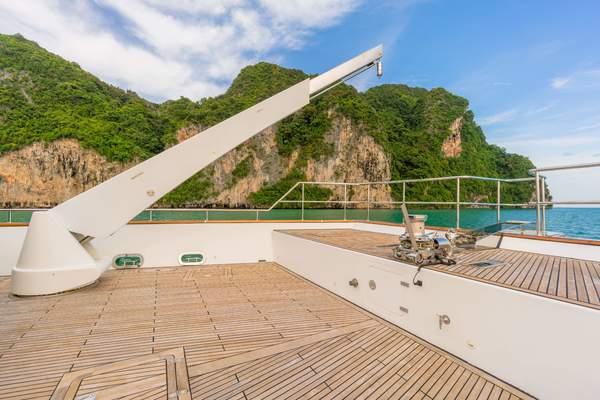 Phatsara Incat Crowther Power Catamaran for sale