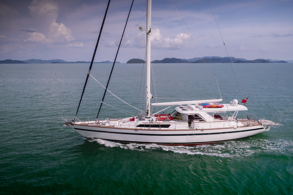 Picture Of: 97' CIM Maxi 88 1991 Yacht For Sale | 3 of 24