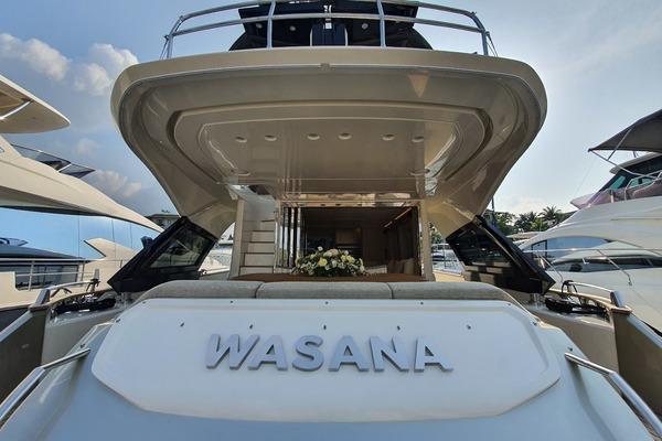 2015 Monte Carlo 70' Monte Carlo Yachts 70 Wasana | Picture 8 of 36