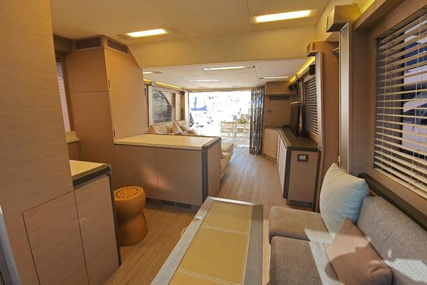 2015 Monte Carlo 70' Monte Carlo Yachts 70 Wasana | Picture 2 of 36