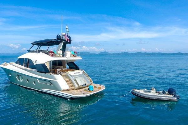 2015 Monte Carlo 70' Monte Carlo Yachts 70 Wasana | Picture 6 of 36