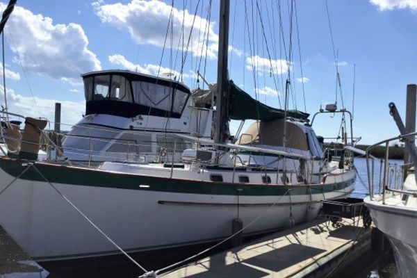 photo of 48' Sloop Mayflower/Stadel 48 1985