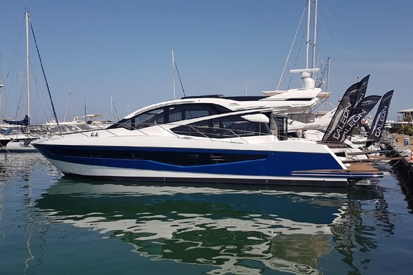 Picture Of: 56' Galeon 560 SKYDECK 2017 Yacht For Sale | 4 of 30