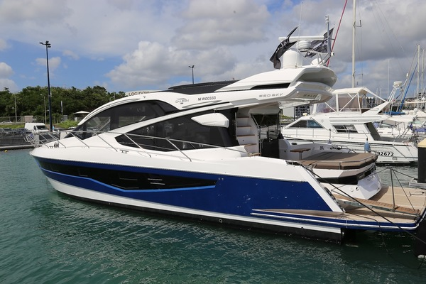 2017 Galeon 560 Skydeck For Sale