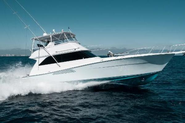 58' Viking 58 Convertible 2000 | Knotty Girl