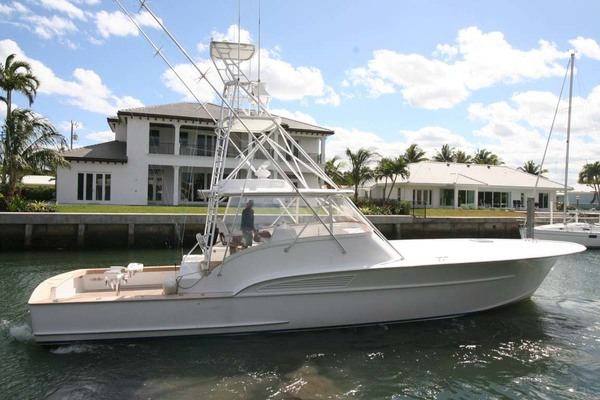 54' Scarborough Ricky Scarborough Custom Carolina Expres 2004 | Farmer