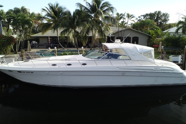 Sea Ray 580 Super Sport