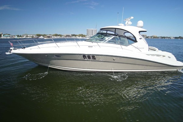 45' Sea Ray Sundancer 2006 | Late Fee
