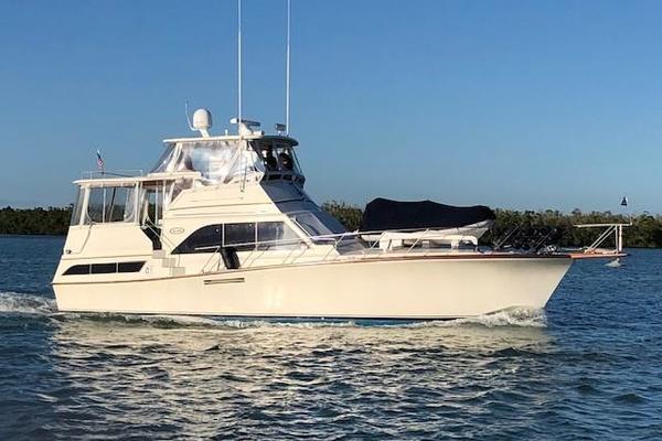 46' Ocean Yachts 46 Sunliner 1985 | Waypoint