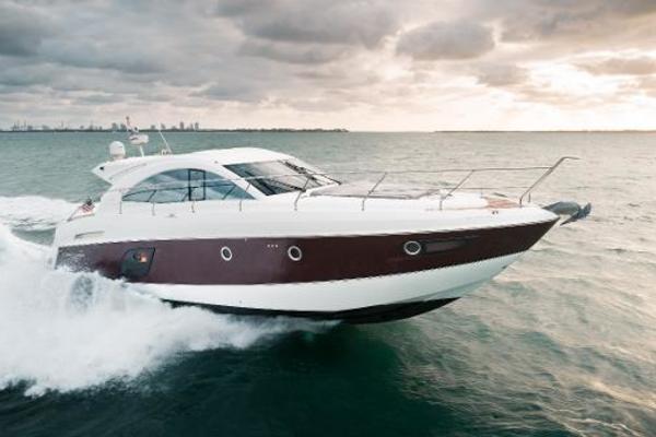 51' Beneteau 49 GT 2014 | Rewind
