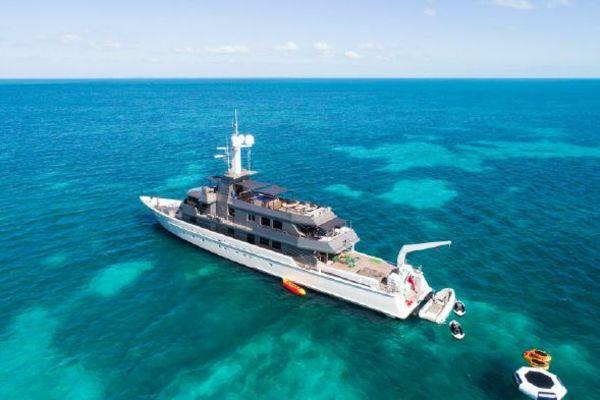 2004 Oceanfast 174' Custom Superyacht MIZU | Picture 2 of 148