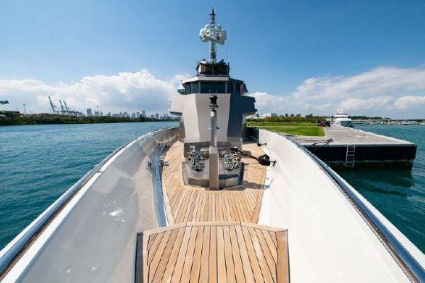 2004 Oceanfast 174' Custom Superyacht MIZU | Picture 3 of 148