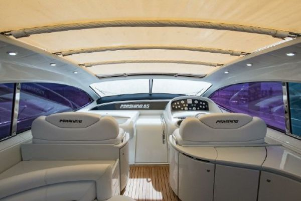 2000 Pershing 65' 65 Limited LUPO II | Picture 7 of 61