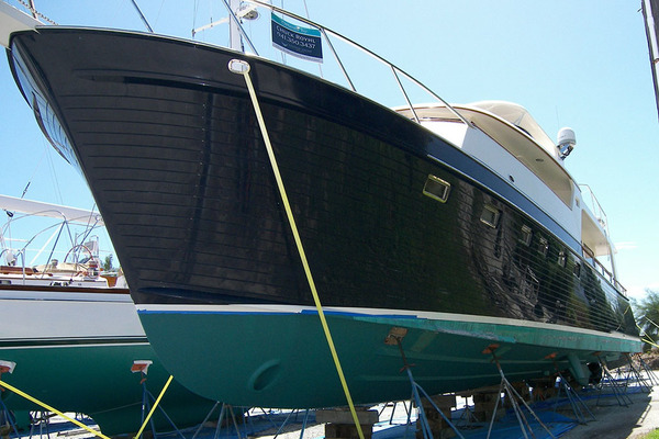 2004Marlow 70 ft 70E Explorer