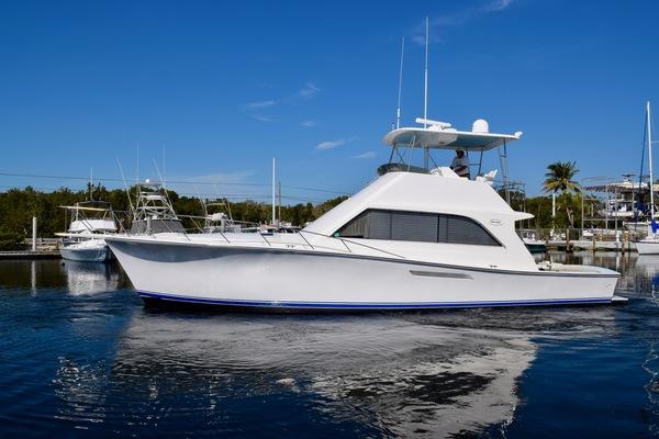 Ocean Yachts 0' 48 Convertible 1987
