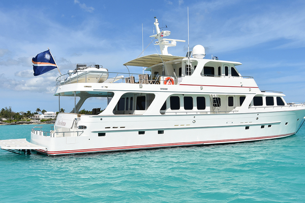 Picture Of: 85' Offshore Yachts Voyager 2007 Yacht For Sale | 4 of 28