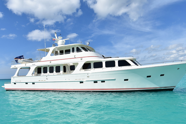 Picture Of: 85' Offshore Yachts Voyager 2007 Yacht For Sale | 3 of 28