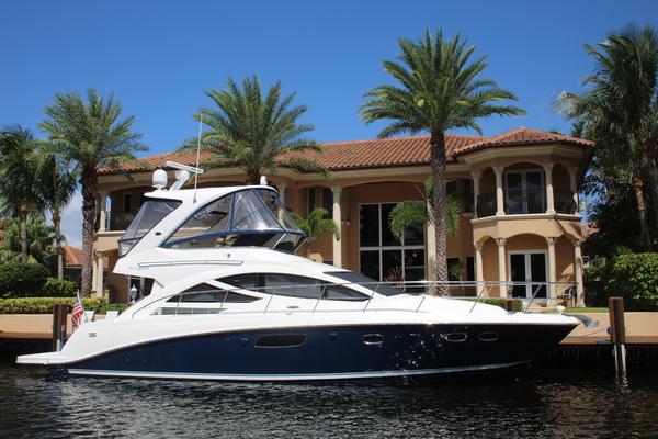45' Sea Ray 450 Sedan Bridge 2012 | Holmes Sweet Home
