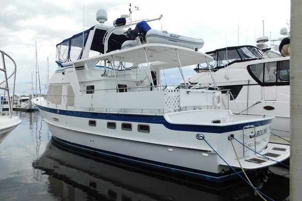 49' DeFever Cockpit motor yacht 2005 | Carolina